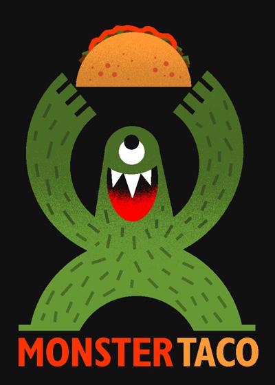 Monster Taco
