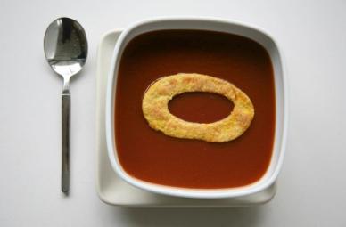 Donald Judd Tomato Soup