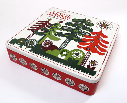 M&S biscuit box design by Sanna Annukka