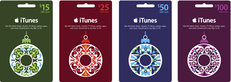 iTunes cards by Sanna Annukka