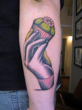 tattoo muffing