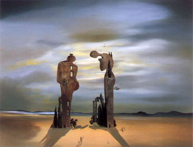 Ángelus de Dalí