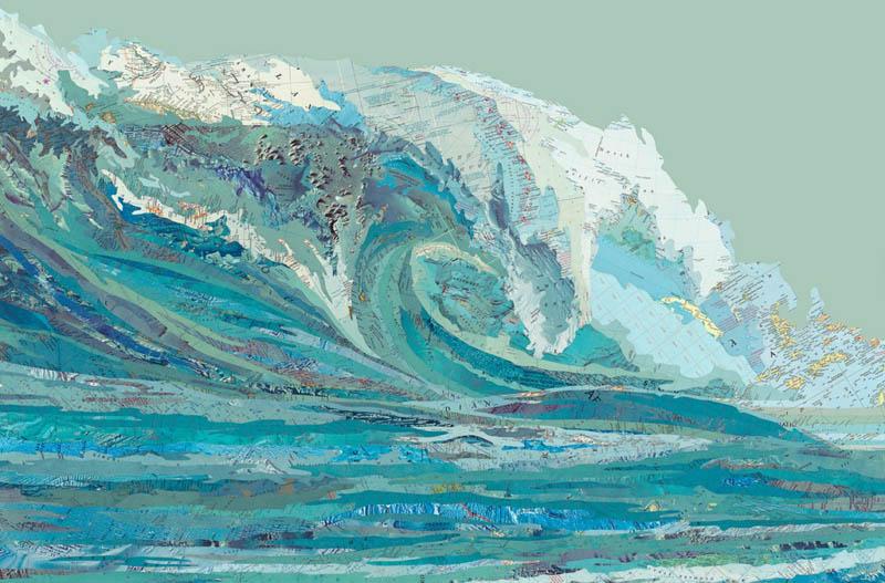 arte-collages-mapa-olas-Matthew-Cusick-totenart-material-bellas-artes-1024x675